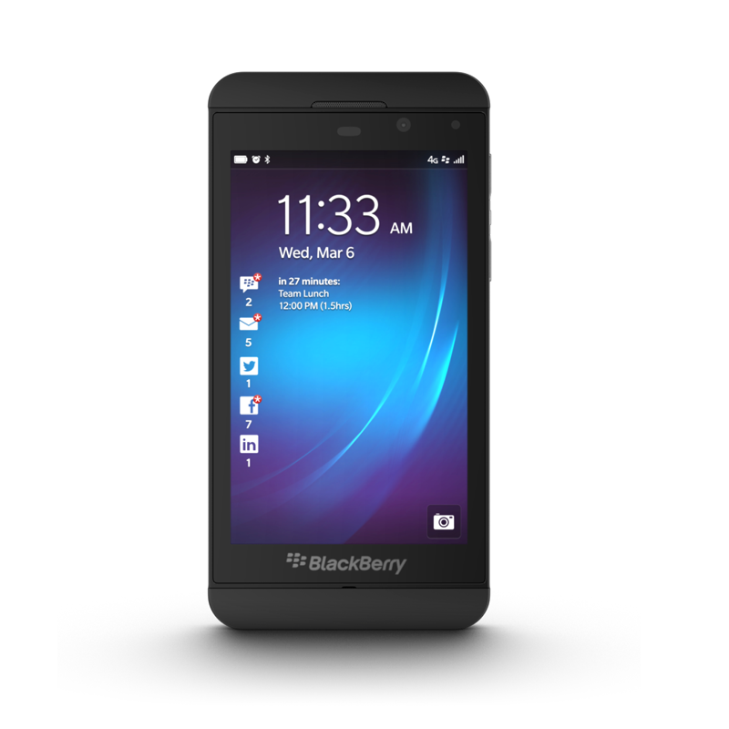 Blackberry Q10Z10