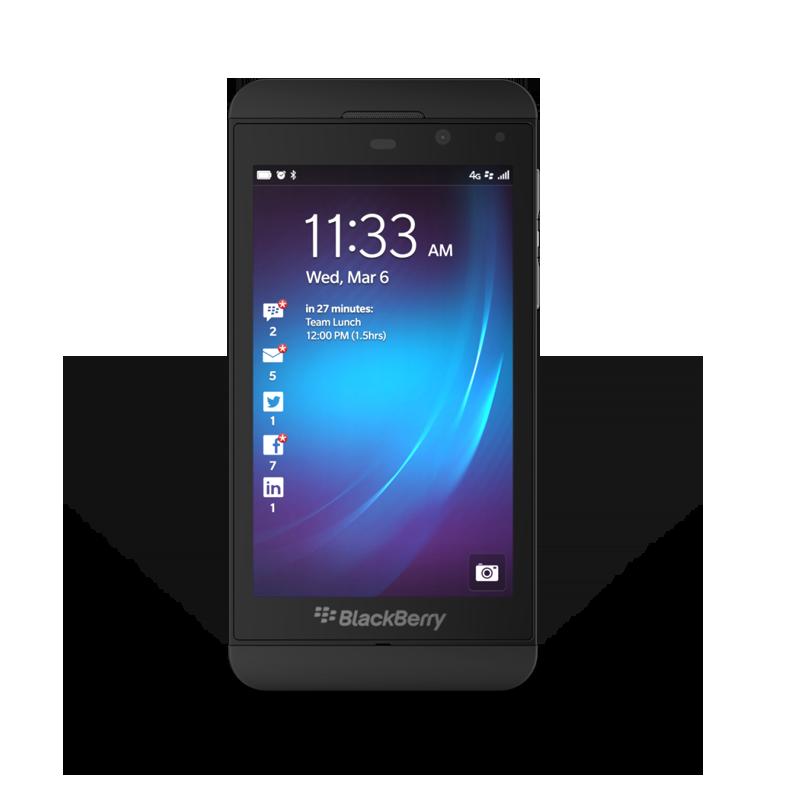 Blackberry Q10Z10